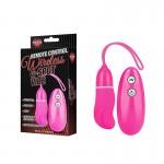 Hustler Remote Control Wireless Bullet Vibe Pink