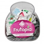 ID Frutopia Flavored Lubricant Assorted Foils (Jar  of 288)