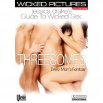 Jessica Drakes Guide To Wicked Sex: Threesomes DVD