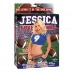 Jessica Inflatable Love Doll