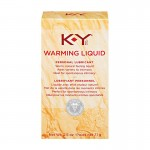 K-Y Warming Liquid 2.5oz