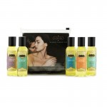 Kama Sutra Massage Therapy Kit (5 2oz Bottles)