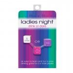 Ladies Night Drink or Dare Dice