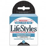 LifeStyles Snugger Fit Condoms (3 pack)