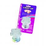 Light Up Boobie Torso Shot Glass