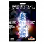 Light Up Extreme Pleasure Sleeve MS-Blue