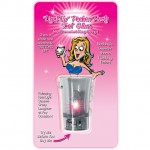 Light Up Pecker Party Shot Glass w/Convenient Hang-String