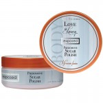 Love In Luxury, Pheromone Sugar Polish, Moroccan Fusion, 4oz Net Wt, Jar