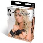 Lux Fetish Love Cuffs