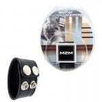 M2M Ball Stretcher Leather 1in. Black