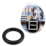 M2M Cock Ring Mega Nitrile Large Black