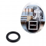 M2M Cock Ring Mega Nitrile Small Black