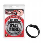Macho 3 Snap Cock Ring