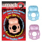 Macho Nite Lights Ring (Blue)
