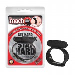 Macho Snap-On Vibro Cock & Ball Strap