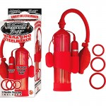 Mack Tuff Vibrating Steelmaker Red