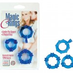 Magic C-Rings - Blue