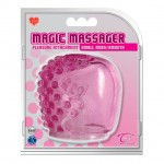 Magic Massager Attachment (Small Nubs/Smooth)