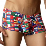 Male Power The International Mini Short XL