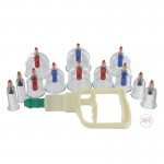Masters Sukshen 12 Piece Cupping System