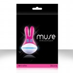 Muse Silicone Clit Stimulator (Pink)