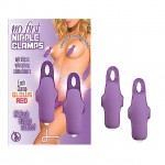 My First Nipple Clamps (Purple)