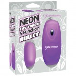 Neon Luv Touch 5 Function Bullet Purple