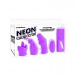 Neon Triple Play Kit Purple
