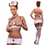 Nurse This White S/M