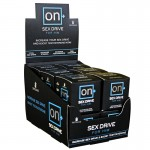 On Sex Drive for Him Refill Kit (12 jars)