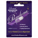 Pandora Sexual Enhancer For Women 1pk (Open Stock)