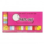 Pass-Out Board Game.