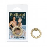 Pearl Beaded Prolong Ring - Smoke