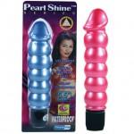 Pearl Sheens Ribbed (Pink)