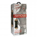 Penthouse Double-Sided Stroker, Heather Starlet