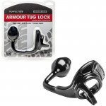 Perfect Fit Armour Tug Lock - Black