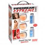 Pipedream Extreme Travel Trio Set