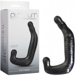 Platinum Premium Silicone - The P-Wand Charcoal