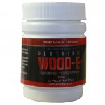 Platinum Wood-E 12ct Bottle