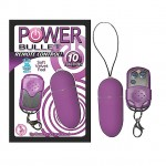 Power Bullet with Remote Control (Purple)