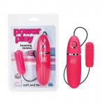 power play teasing tickler - Pink