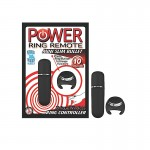 Power Ring Remote Mini Slim Bullet-Black