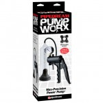 Pump Worx Max-Precision Power Pump Black