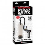 Pump Worx Pistol-Grip Power Pump Black