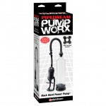 Pump Worx Rock Hard Power Pump Black