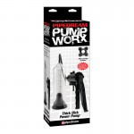 Pump Worx Thick Dick Power Pump Black