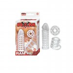Ram Cock Kit-Clear