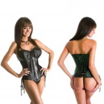 Rapture Virago Corset-Large