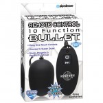 Remote 10 Function Bullet (Black)
