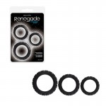 Renegade Endurance Rings (3) Black